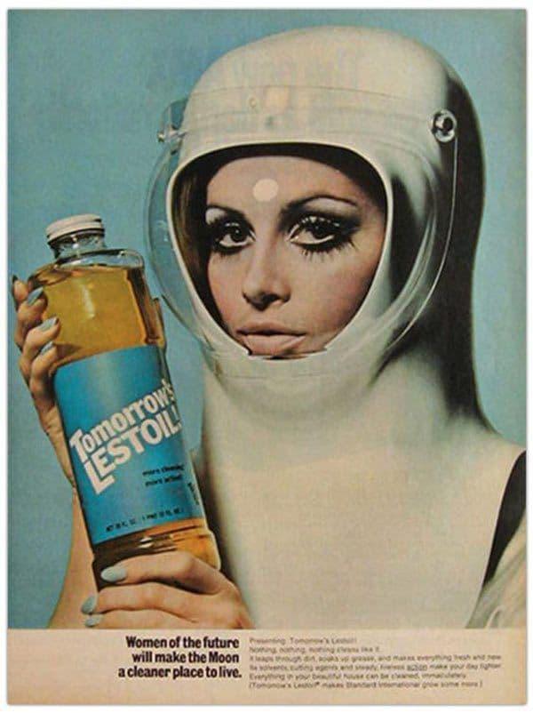 1968 ad for lestoil