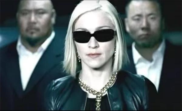 Madonna in BMW's 'Star'